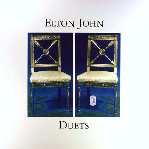 Elton John Duets Vinyl Lp Amoeba Music