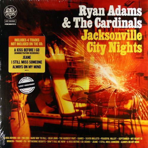 Ryan Adams Amp The Cardinals Jacksonville City Nights