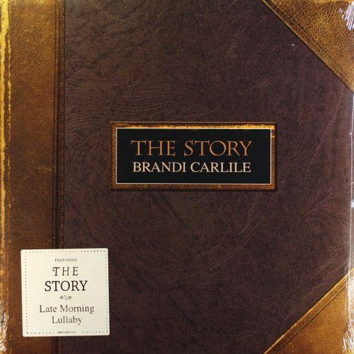 Hallelujah Live At Kcrw Com Brandi Carlile: The Story (Vinyl LP)