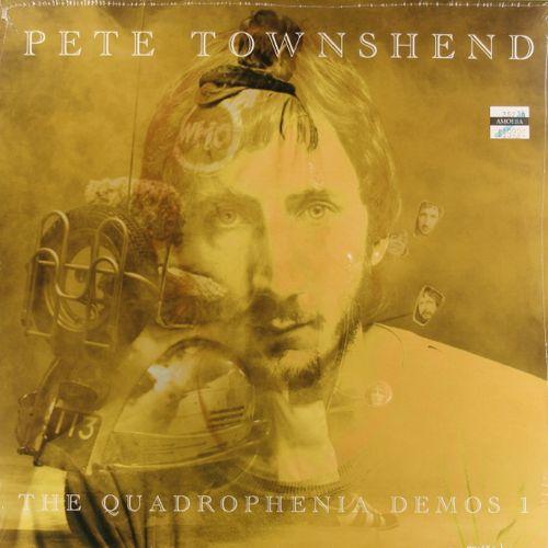 Pete Townshend The Quadrophenia Demos 1 Vinyl 10