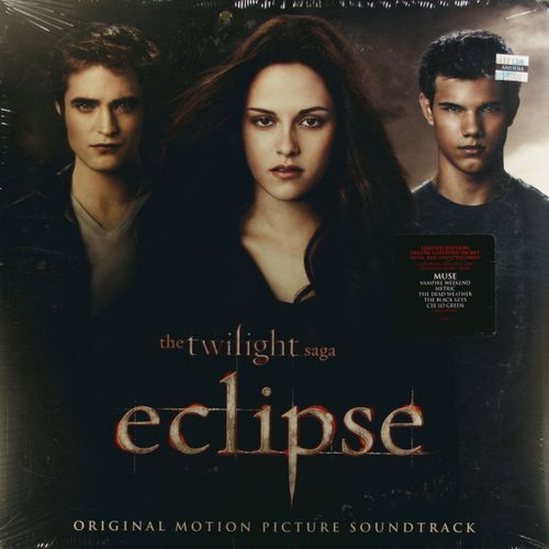 Various Artists The Twilight Saga Eclipse 125 Gram Red