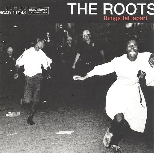 The Roots Things Fall Apart Cd Amoeba Music