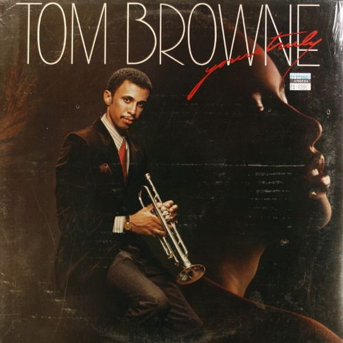 Tom Browne Yours Truly Vinyl Lp Amoeba Music