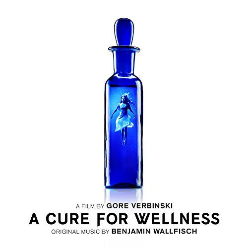Image result for a cure for wellness vinyl art