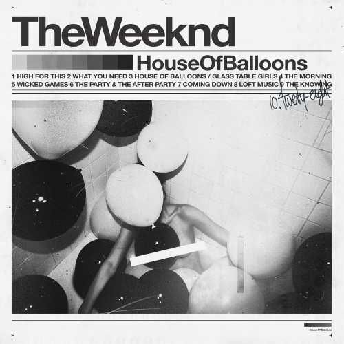 Album Art for House Of Balloons by The Weeknd