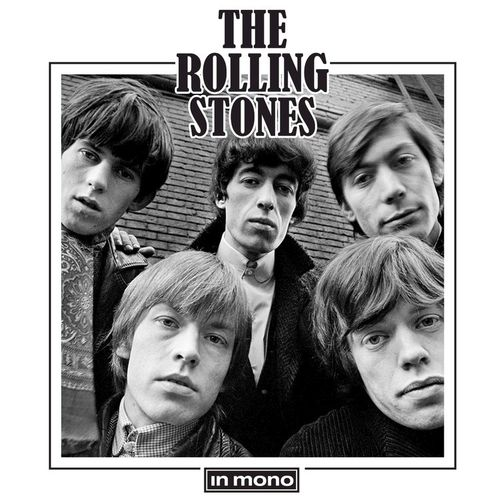 The Rolling Stones The Rolling Stones In Mono Box Set