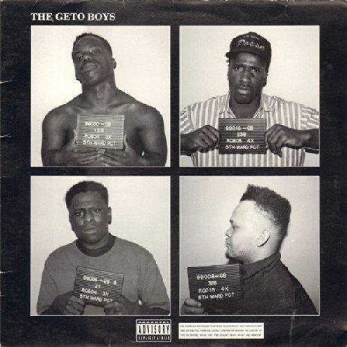 Geto Boys Geto Boys Vinyl Lp Amoeba Music