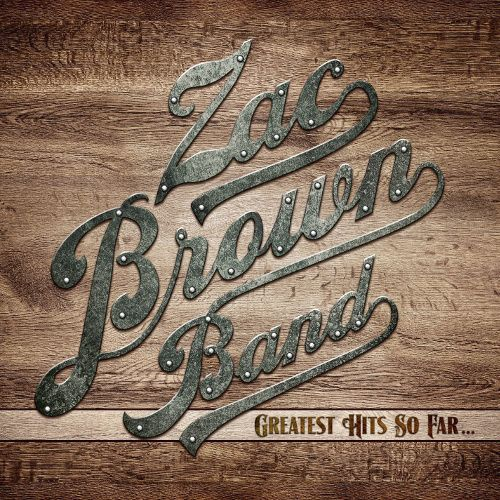 Zac Brown Band Greatest Hits So Far Vinyl Lp