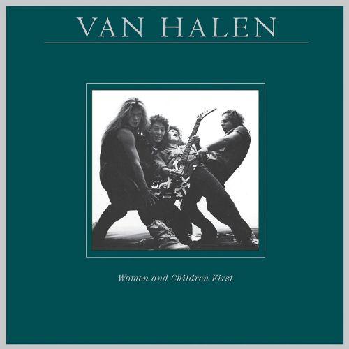 Van Halen Women And Children First Cd Amoeba Music