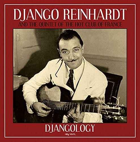 Django Reinhardt Djangology Vinyl Lp Amoeba Music