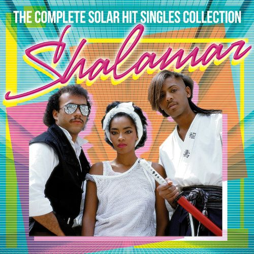 Shalamar The Complete Solar Hit Singles Collection Cd
