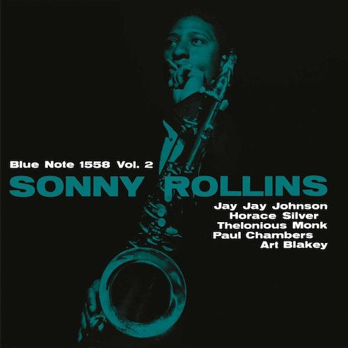 Sonny Rollins Vol 2 Vinyl Lp Amoeba Music