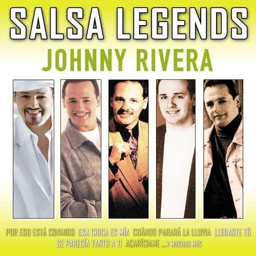 Johnny Rivera Salsa Legends Cd Amoeba Music