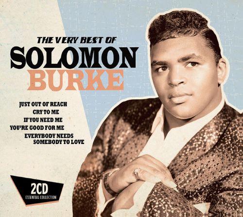 Solomon Burke The Very Best Of Solomon Burke Cd