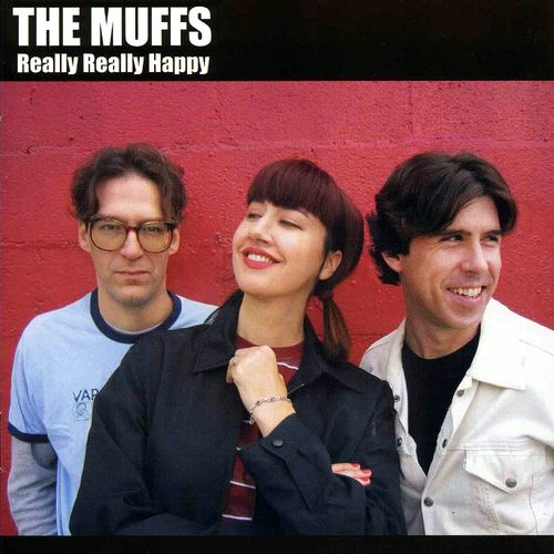 The Muffs Really Really Happy Cd Amoeba Music