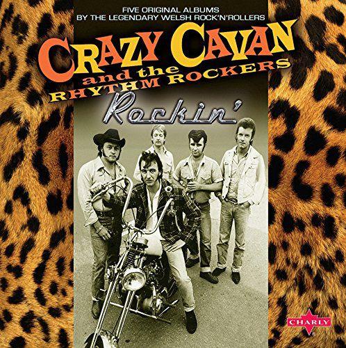 Crazy Cavan Amp The Rhythm Rockers Rockin Box Set Cd