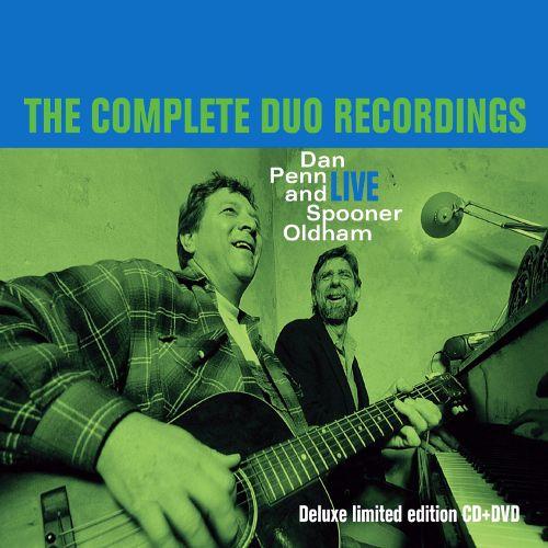 Dan Penn Spooner Oldham The Complete Duo Recordings Cd