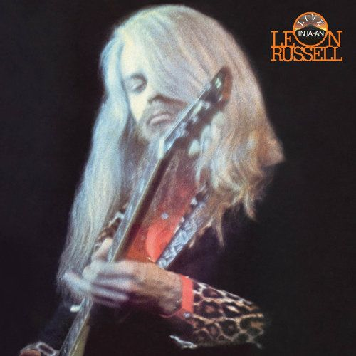 Leon Russell Live In Japan Cd Amoeba Music