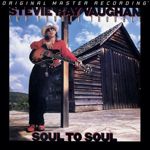 Stevie Ray Vaughan And Double Trouble Soul To Soul Mfsl