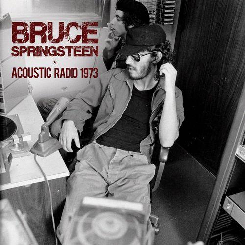 Bruce Springsteen Acoustic Radio 1973 Cd Amoeba Music