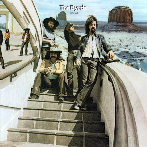 The Byrds Untitled 180 Gram Vinyl Vinyl Lp