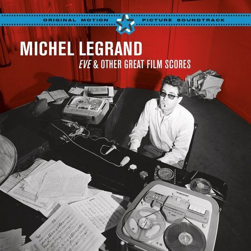 michel legrand eve other great film scores cd. Black Bedroom Furniture Sets. Home Design Ideas