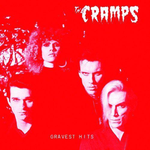 The Cramps Gravest Hits 150 Gram Red Vinyl Vinyl 12