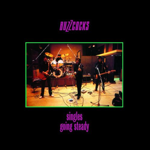 Buzzcocks Singles Going Steady 180 Gram Vinyl Vinyl