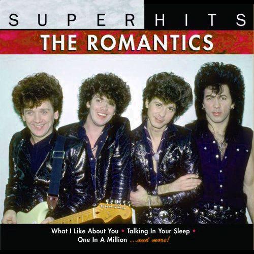 The Romantics Super Hits Cd Amoeba Music