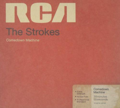 The Strokes Comedown Machine Cd Amoeba Music