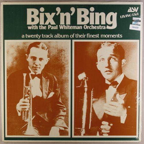 Bix Beiderbecke Bing Crosby Paul Whiteman Amp His