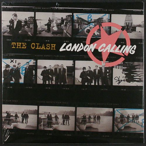 The Clash London Calling 2012 Record Store Day Vinyl