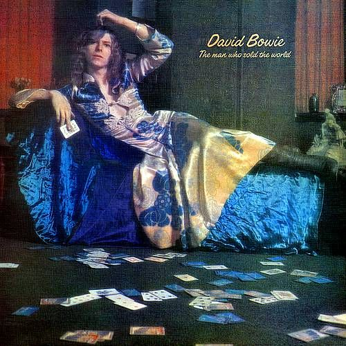 David Bowie Man Who Sold The World Uk Remastered 180