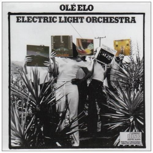 Electric Light Orchestra Ole Elo Cd Amoeba Music