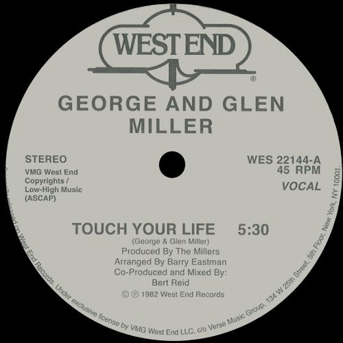 George And Glen Miller Touch Your Life