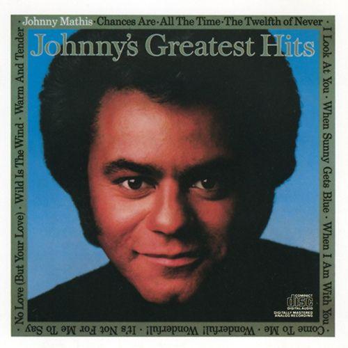 Johnny Mathis Johnny S Greatest Hits Cd Amoeba Music