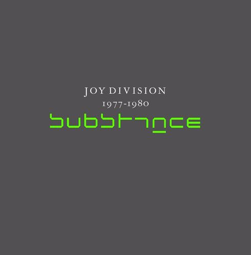 Joy Division Substance Remastered 180 Gram Vinyl