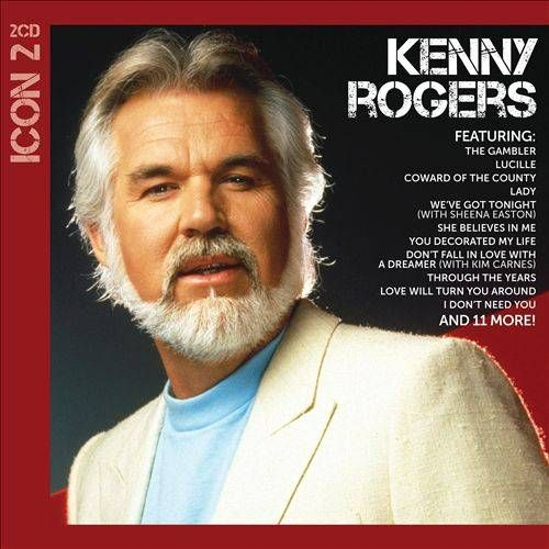 Kenny Rogers Icon 2 Cd Amoeba Music