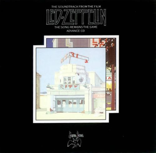 Led Zeppelin The Song Remains The Same Remaster Cd