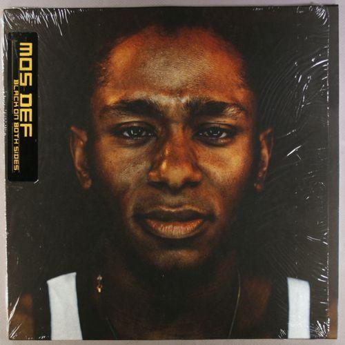 Mos Def Black On Both Sides Vinyl Lp Amoeba Music