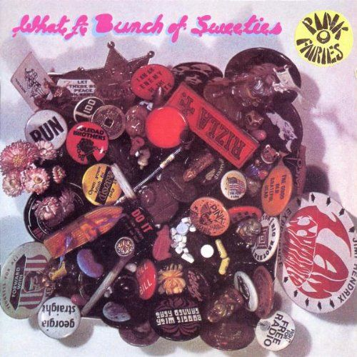Pink Fairies What A Bunch Of Sweeties Uk Reissue