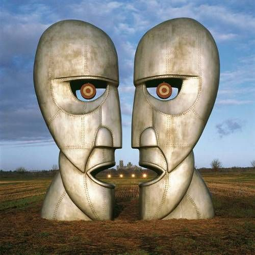 Pink Floyd The Division Bell Cd Amoeba Music