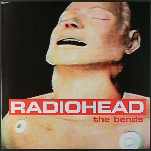 Radiohead The Bends 180 Gram Vinyl Vinyl Lp Amoeba