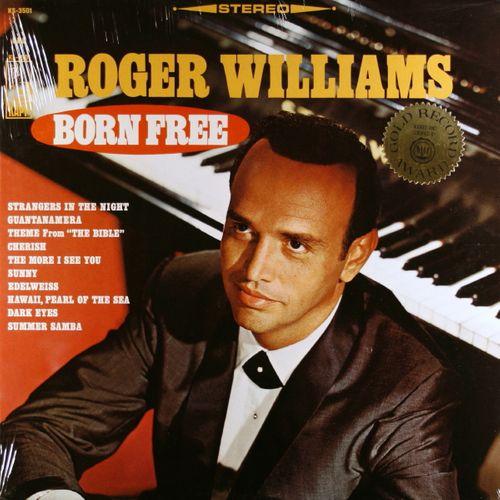 Roger Williams Born Free Vinyl Lp Amoeba Music