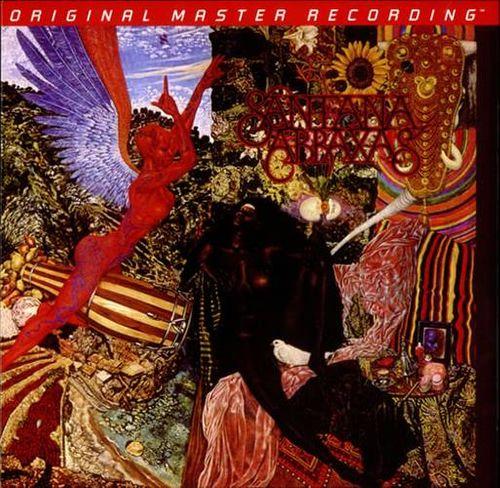 Santana Abraxas Mfsl Vinyl Lp Amoeba Music
