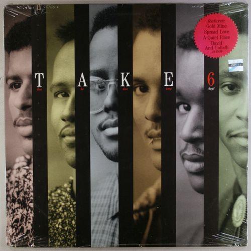Take 6 Doo Be Doo Wop Bop Vinyl Lp Amoeba Music