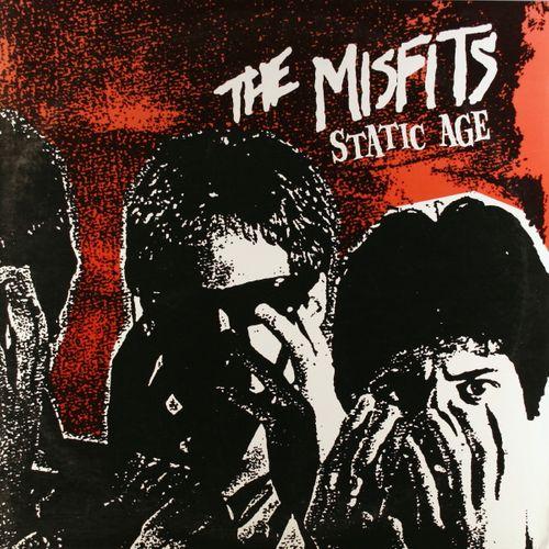 Misfits Static Age Vinyl Lp Amoeba Music