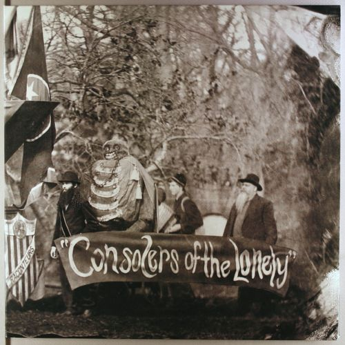 The Raconteurs Consolers Of The Lonely Vinyl Lp