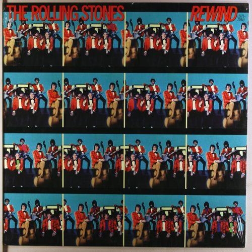 The Rolling Stones Rewind 1971 1984 Vinyl Lp