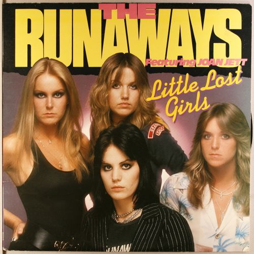The Runaways Little Lost Girls Vinyl Lp Amoeba Music